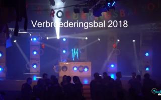 Verbroederingsbal 2018